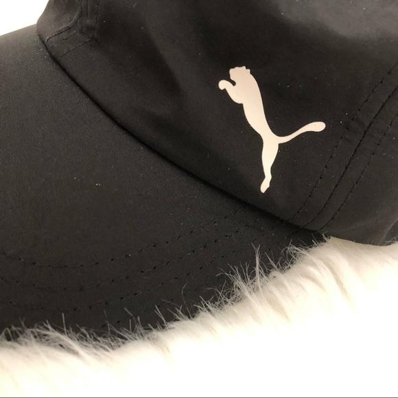 508f52d2e Puma Women's Cap - Black